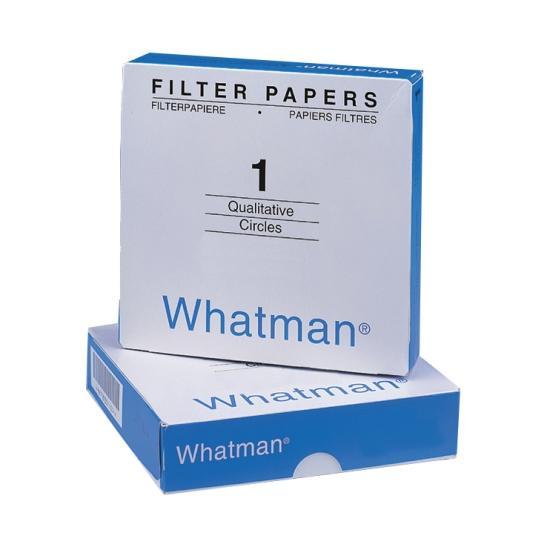 2.5 /µ Whatman 1005-150 Whatman 1005-150 Qualitative Filter Papers; 15 cm Diameter; Pore Size Pack of 100