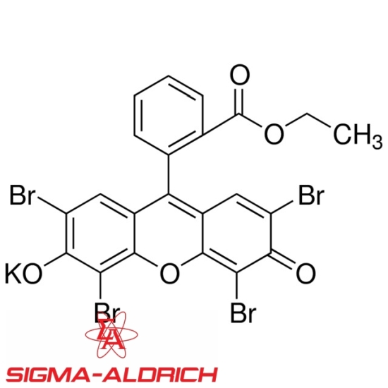Sigma Aldrich 199540-5G Ethyl eosin, Certified Biological