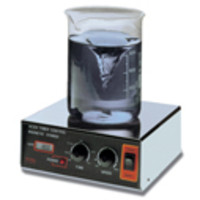 HANNA Timer Controlled Heavy-Duty Magnetic Stirrers