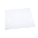 CapitolBrand® Cleanroom CR1040-9 Tacky Mats, 36x45in, White, 30 Sheets/Mat, 4 Mats/Case