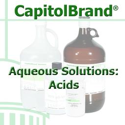 CapitolBrand® CB-8997-10L Sulfuric Acid Solution (1 + 3