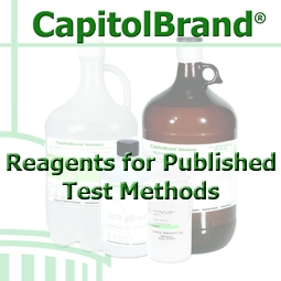 CapitolBrand® CB-5500-20L Magnesium Sulfate Solution, 2.25% (w/v) Aqueous, 20L