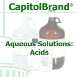 CapitolBrand Chemicals Discontinued Items