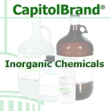 CapitolBrand® CB-A3974-100G Aluminum Chloride Hexahydrate, Crystal, Reagent Grade, 100g