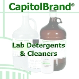 CapitolBrand® Lab Detergents & Cleaners