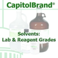 CapitolBrand® Reagent Grade Solvents