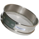 Advantech 14SS8F ASTM Stainless Steel 8-Inch Full Height Test Sieve with Stainless Steel Wire Mesh Size: #14, ASTM E 11 Certified