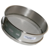 Advantech 20SS8F ASTM Stainless Steel 8-Inch Full Height Test Sieve with Stainless Steel Wire Mesh Size: #20, ASTM E 11 Certified