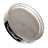 Advantech L3-S30 ASTM 3-inch Sonic Sifter Test Sieve with Stainless Steel Wire Mesh Size: #30, ASTM E 11 Certified