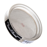 Advantech L3-S60 ASTM 3-inch Sonic Sifter Test Sieve with Stainless Steel Wire Mesh Size: #60, ASTM E 11 Certified