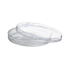 Corning® 3160-102 PYREX® Petri Dish with Cover (Complete Set), Reusable Glass, 100mm x 20mm