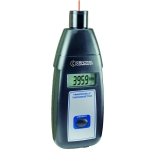 Control Company 4060 | Traceable® Touchless Digital Laser Tachometer, Range: 10 to 99,999rpm, Accuracy: ±1rpm or 0.05%, Dimensions: 3 x 8-1/4 x 1-1/2-Inch