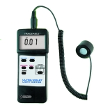 Control Company 3253 | Traceable® Ultraviolet Light Meter, Range: 0 to 199.9 µW/cm2; 200 to 1.999 mW/cm2; 2.00 to 19.99 mW/cm2, Dimensions: 7 x 3 x 1-1/4-Inch