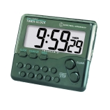 Control Company 5027 | Traceable® Triple-Purpose Digital Timer with Alarm & Memory, Range: 10 Hours, Dimensions: 3 x 2-1/2 x 1-Inch