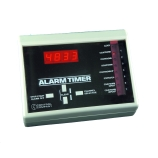 Control Company 5005 | Jumbo Display Eight-Channel Digital Alarm Timer with Stopwatch, Timing Range: 100 Hours, Dimensions: 6-1/2 x 4-3/4 x 3-1/2-Inch