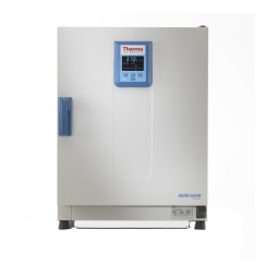 Thermo Heratherm 51028069 Model IMH60-S Advanced Protocol Security Microbiological Laboratory Incub