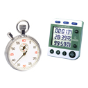 Timers, Stopwatches & Clocks