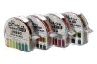 pH Test Paper Dispenser Rolls