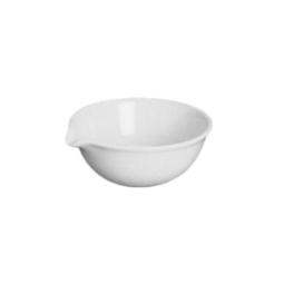 CoorsTek® 60202 250mL Standard Porcelain Evaporating Dish ...