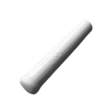 CoorsTek® Octagonal Alumina Mortar and Pestle Sets