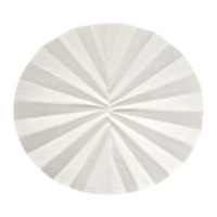 Whatman™ Grade 593½ Qualitative Filter Paper, Pre-Folded