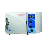 Tuttnauer 023210100 Tabletop Manual 2340M Autoclave with 9 x 18-Inch Chamber, Capacity: 19L, Analog Control & Display, 120V/1400W