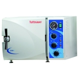 Tuttnauer 023210151 Tabletop Manual 2340M Autoclave with 9 x 18-Inch Chamber, Capacity: 19L, Analog Control & Display, 220V/1400W