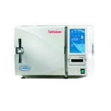 Tuttnauer 2540EA Tabletop Digital Autoclave with 10 x 18-Inch Chamber & Drying Air Pump, Capacity: 23L, Digital Control & Display, 120V/1400W