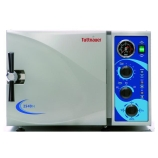 Tuttnauer 2540M Tabletop Manual 120V/1400W Autoclave with 10 x 18-Inch Chamber, Capacity: 23L, Analog Control & Display