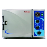 Tuttnauer 3870M Tabletop Manual Autoclave with 15 x 27-Inch Chamber & Support Stand, Capacity: 84L, Analog Control & Display, 220V/2700W