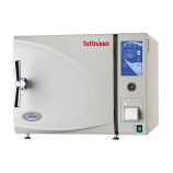 Tuttnauer 3850EP Tabletop Digital Autoclave with 15 x 20-Inch Chamber Printer & Support Stand, Capacity: 65L, Digital Control & Display, 220V/2400W