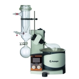 Heidolph 036000130 Hei-VAP Value 'The Collegiate' Rotary Evaporator with G5B Safety Coated Dry Ice Condenser, Hand Lift & Analog Control, 115V