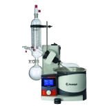 Heidolph 036000270 Hei-VAP Advantage Rotary Evaporator with G3B Safety Coated Vertical Condenser, Hand Lift, Digital Control & LCD Display, 115V