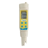 Oakton® WD-35425-05 PT Testr-35 Waterproof Pocket Multiparameter Tester, Parameters: pH/TDS/Temperature, pH Range: pH 0.0 to 14.0, TDS Range: 0 to 10000ppm, Temperature Dual Range: 0 to 50°C/32 to 122°F