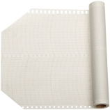 Oakton® WD-37250-60 Replacement Chart Paper for use with Long-Cycle Hygrothermograph Model WD-37250-20, 2-Hour Increments, Temperature Dual Range: -20 to 50°C/-4 to 122°F, Chart Rotation: 1-Month
