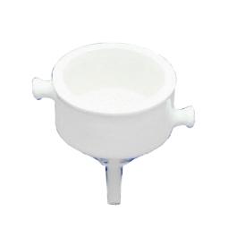 CoorsTek® 60270 Double Wall 500mL Porcelain Buchner Funnel