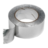 BriskHeat® INSTAPE-2 INS Adhesive Seam Insulation Sealing Tape, Roll Size: 2-Inch x 82-Feet, Exposure Limit: Up to 180°F (82°C)