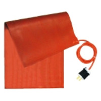 BriskHeat® SR Flexible Silicone Heater Blankets for Composite Heat Curing, Rectangular