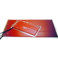 BriskHeat® SRL Flexible Silicone Heater Blankets with Adhesive for Metal Surfaces
