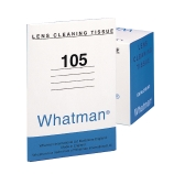 Whatman™ 2105-841 Grade 105 Lens Cleaning Tissue Paper Booklet, Size: 10 x 15cm (Pack of 25)