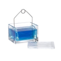 Microscope Slide Staining Jars & Staining Dishes