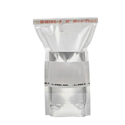 Nasco® B01429WA Whirl-Pak® High Temperature Stand-Up Sample Bag, Polyethylene, Dimensions (W x L):