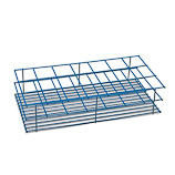 Nasco® B00677WA Carrying Rack With 21-Compartments, Fits Nasco® Milk Sample Ice Chest, 10 And 12-Gauge Steel, Rack Dimensions (W x L x H): 6-1/2 x 12-1/2 x 3in (16.5 x 31.8 x 7.6cm), Compartment Dimensions (W x L): 1-5/8 x 2in (4 x 5cm)
