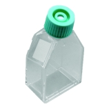 Argos Tissue Culture Flask - 50mL with Vented Polyethylene Cap with Hydrophobic Filter - Sterile with Treated Surface - Non-Pyrogenic (Case of 200)