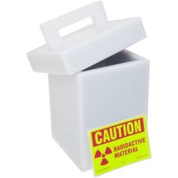 Bel Art 249600001 Scienceware 174 Lead Lined Plastic Gamma