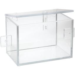 Bel Art 249870000 Beta Safe Beta Block Storage Box Clear