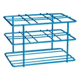 Bel-Art 169640006 Poxygrid® Hybridization Bottle Rack, 6-Place