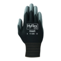 Ansell® HyFlex® 11-600 Polyurethane Coated Knit Work Gloves