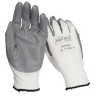 Ansell® HyFlex® Nitrile Coated Knit Work Gloves
