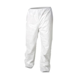 KleenGuard® A20 Select White Particle Protection Pants with Elastic Waist, Kimberly Clark